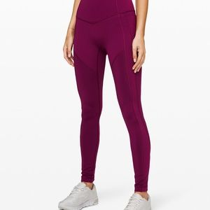 "lululemon All the Right Places 28"" Pants - Size 6"